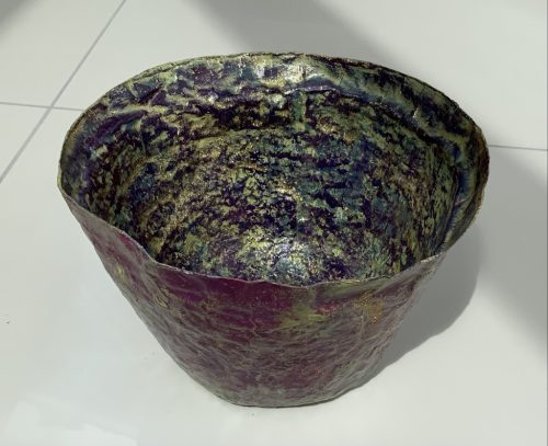Bowl side view