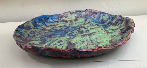 plate side view